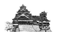 Kumamoto Castle ©yamabatosha