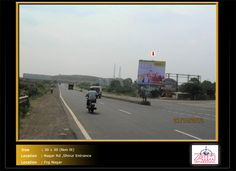 To book hoardings contact us on - +91 9890801841 | www.aimadvertising.in