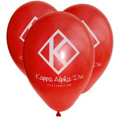 Fraternity Balloon Pack pcs) for Kappa Alpha Psi Kappa Alpha Psi Fraternity, Sigma Kappa, Birthday Cards, Happy Birthday, Balloons, Greek Life, Dapper, 30th, Diva