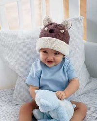 Cuddly Bear Hat | FaveCrafts.com