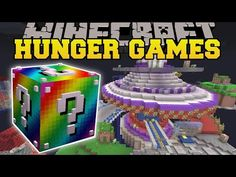 Minecraft: MARIO GALAXY HUNGER GAMES - Lucky Block Mod - Modded Mini-Game - YouTube