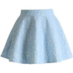 Chicwish Full Flower Lace Skater Skirt in Blue ($36) ❤ liked on Polyvore featuring skirts, bottoms, saias, faldas, blue, circle skirt, skater skirt, blue skirt, lace skater skirt and flared skirt