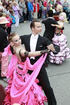 El Tango Finlandés. Foto tomada el 11/07/2012 en el Festival de Tango de Seinäjoki. Autor: Top Focus.