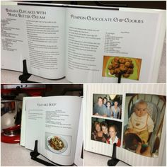 Cookbook Sections Free Printable Table Contents Template