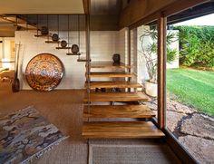 Liljestrand Residence. Architect: Vladimir Ossipoff (1952), Honolulu
