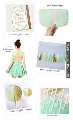 mint wedding ideas | CHECK OUT MORE IDEAS AT WEDDINGPINS.NET | #weddings #weddinggear #weddingshopping #shopping