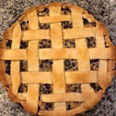 Old-Fashioned Blueberry Custard Pie - Allrecipes.com