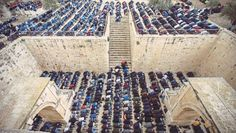 What's behind the unrest at Al Aqsa's Bab al-Rahma? Muslim Cemetery, Jewish Year, Third Temple, Jewish Temple, Scaring People, East Jerusalem, Temple Mount, Number Two, Mosque