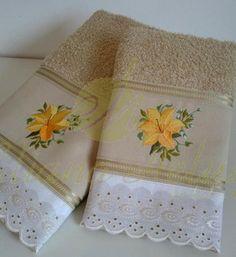 Conjunto de toalha de banho/Rosto