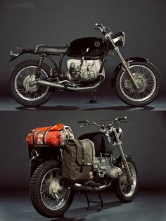 "1978 BMW R80/7 ""Camper Special"" - inspiration for my next bike... - LGMSports.com"