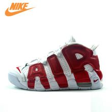 fcb702a53fb05 Original New Arrival Authentic Nike Air More Uptempo Men s Basketball Shoes  Sports Sneakers Trainers