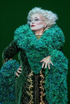 Madame Morrible Costume    Madame Morrible - Oz Wiki - The Wonderful Wizard of Oz Wicked Costumes, Broadway Costumes, Theatre Costumes, Ballet Costumes, Movie Costumes, Cool Costumes, Amazing Costumes, Broadway Wicked, Wicked Musical