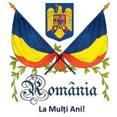 Flag and coat of arms of Romania Thursday Jun 26 Flag Day Romania 1 Decembrie, Bucharest Romania, National Symbols, Flag Art, Cultural Diversity, The Beautiful Country, Eastern Europe, Coat Of Arms, World Traveler