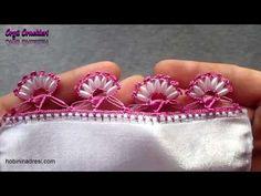 Saree Kuchu Designs, Needle Lace, Crochet Videos, Knit Crochet, Beads, Knitting, Hobbies, Youtube, Towels