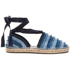 Jimmy Choo Dolphin Espadrille (9,455 MXN) ❤ liked on Polyvore featuring shoes, sandals, flats, crochet espadrilles, jimmy choo sandals, flats sandals, espadrille flats and wrap sandals