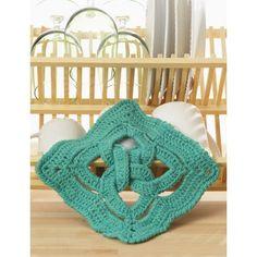 Celtic Knot dishcloth