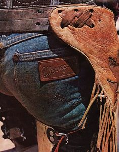 """Another pinner said: """"kids today can learn a few things about how to wear their pants from country boys"""""""
