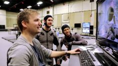 Animators in Action The Hobbit The Desolation of Smaug, Making of Animation for bouncing barrel shot, Making of The Hobbit The Desolation of...