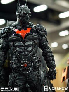Prime 1 at Comic-Con! Batman Armor, Batman Arkham Knight, Batman Concept, Batman Costumes, Univers Dc, Futuristic Armour, Batman Wallpaper, Superhero Design, Armor Concept