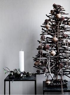 Natural Christmas tree from Broste Copenhagen