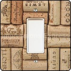 upcycled recycled slate switchplate switch by see more