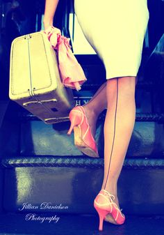 Seamed stockings should really come back.
