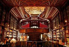 The Lello bookstore