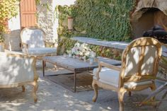 Event Design: A Savvy Event http://www.asavvyevent.com Read More: http://www.stylemepretty.com/california-weddings/2015/05/13/glamorous-romantic-sonoma-summer-wedding/