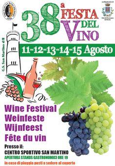 38 Festa del Vino a S. Martino della Battaglia http://www.panesalamina.com/2013/14074-38-festa-del-vino-a-s-martino-db.html