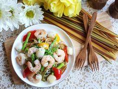 Seafood Pasta  www.daydaycook.com