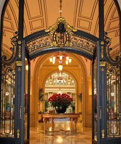 Palace Hotel - San Francisco.