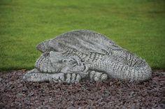 Small Typhon Dragon Stone Dragon Garden Dragon