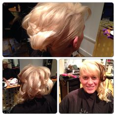 Adding length to a crop cut with extensions