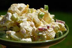 Classic Potato Salad - Low Sodium Style! (No vinegar for me - or egg)