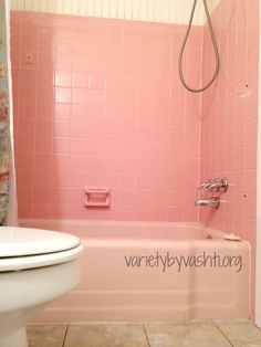 Do you have an old home with ugly shower tiles? You can DIY them back to glory with a tile and tub painting kit. DIY Under $30