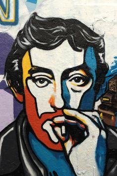 Belleville Street Art 1 Photos prises par Olivier Raynaud Retrouvez moi —> http://show-me-all.tumblr.com/         #streetart     #urbanart     #paris     #sapo75     #ojidjo     #tragicoptimist     #RueDenoyez     #belleville