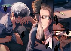 Tales of Xillia 2 Ludger x Julius