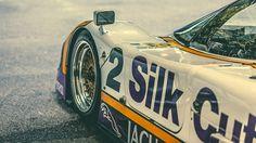 Silk Cut Jaguar XJR-9