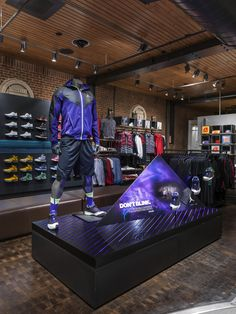 Jordan CP3.VII Retail Strategy by Brian Madden, via Behance