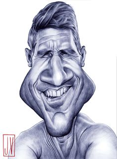 """Walter Bonatti by JV from the book """"Têtes de Cordée"""" published by Glénat Caricatures, The Book, Sport, Face, Inspiration, Projects, Templates, Deporte, Biblical Inspiration"""