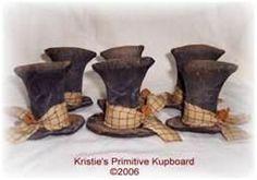 Primitive Wood Crafts Patterns - Kristie's Primitive Kupboard