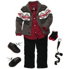 8d17796f01e1 Carter's Holiday Clothing – $50 Gift Card Giveaway (10/28). Toddler Boy  Christmas OutfitsToddler ...