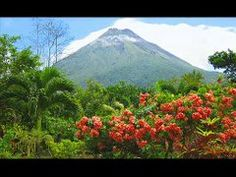 Arenal Volcano is an dormant andesitic stratovolcano in north-western Costa Rica around 90 km northwest of San José, in the province of Alajuela, canton of San Carlos, and district of La Fortuna. The Province, Volcano, Mount Rainier, Explore, Travel, San Carlos, Viajes, Volcanoes, Exploring