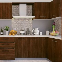 99 Best Modular Kitchens Design Images On Pinterest Cuisine Design