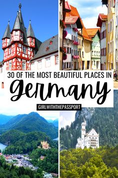 Prettiest places in Germany | Germany Bucket List | Germany Travel | Europe Travel | Germany Itinerary | Best Cities in Germany | Best Places to Visit in Germany | Germany Vacation | Germany Photography | Germany Aesthetic | Germany Travel Tips | Beautiful Places in Germany | Germany Travel Beautiful Places | Germany Travel Guide | Top Germany Destinations | Germany Travel Destinations | Germany Travel Photography | Germany Photo Spots | Germany Travel Guide | #GermanyGuide #GermanyTravel Germany Destinations, Travel Destinations, Cities In Germany, Germany Travel, Germany Photography, Travel Photography, Europe Travel Guide, Travel Guides, Beautiful Places To Travel