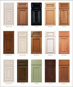 Cabinet Door Styles Pictures