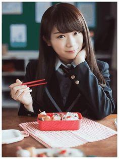 kojiyuuholic: Nogikoi official photos my. Pretty Girls, Cute Girls, Hashimoto Nanami, Japanese Uniform, Japanese Mythology, Gfriend Yuju, Japanese School, Asia Girl, Japanese Beauty