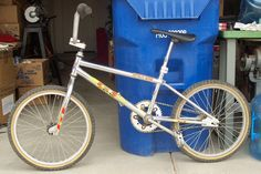 This wasn't mine but mine was close. It was a 1983 Profile Pro. I loved the thing. And then it got stolen.