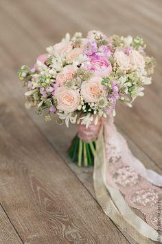 Wedding bouquet / Букет невесты с пионами