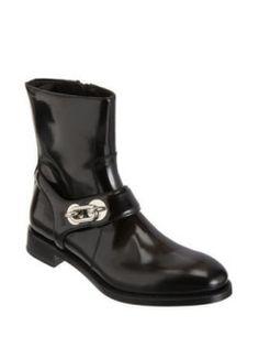 BALENCIAGA Maillon Ankle Boot